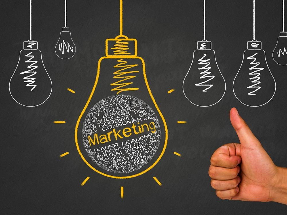 Marketing and branding strategy