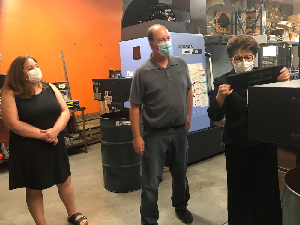 Green Bay Small Business Visited by SBA