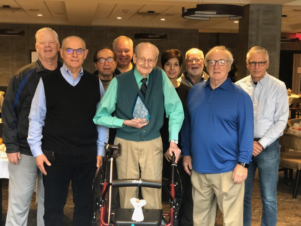 "SCORE Bucks County Honors Chapter Co-Founder Wendelin ""Bim"" Stahl"