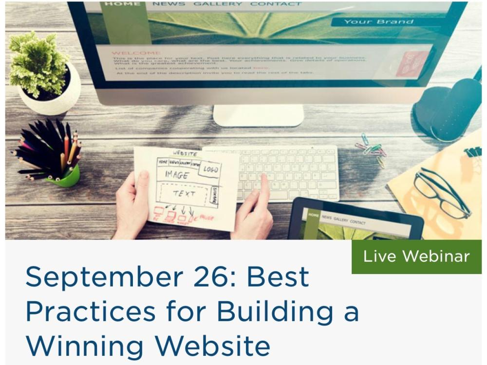 Best Practices for Building a Winning Website