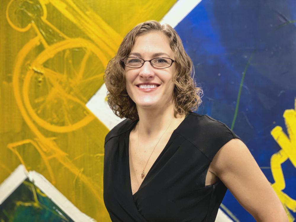 New SCORE Mentor: Karen R. Shenk