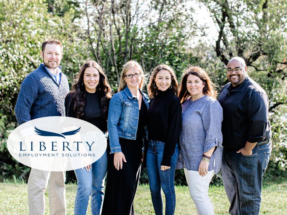SCORE Clients Liberty Employment Solutions