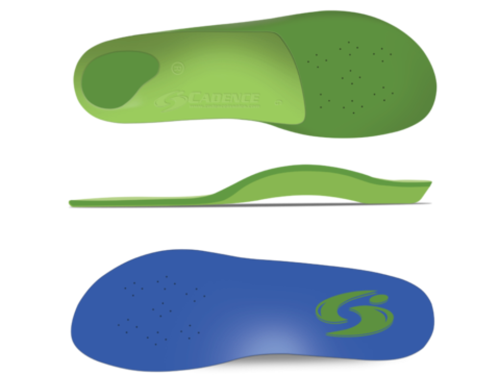 Cadence Insoles: A SCORE Success Story