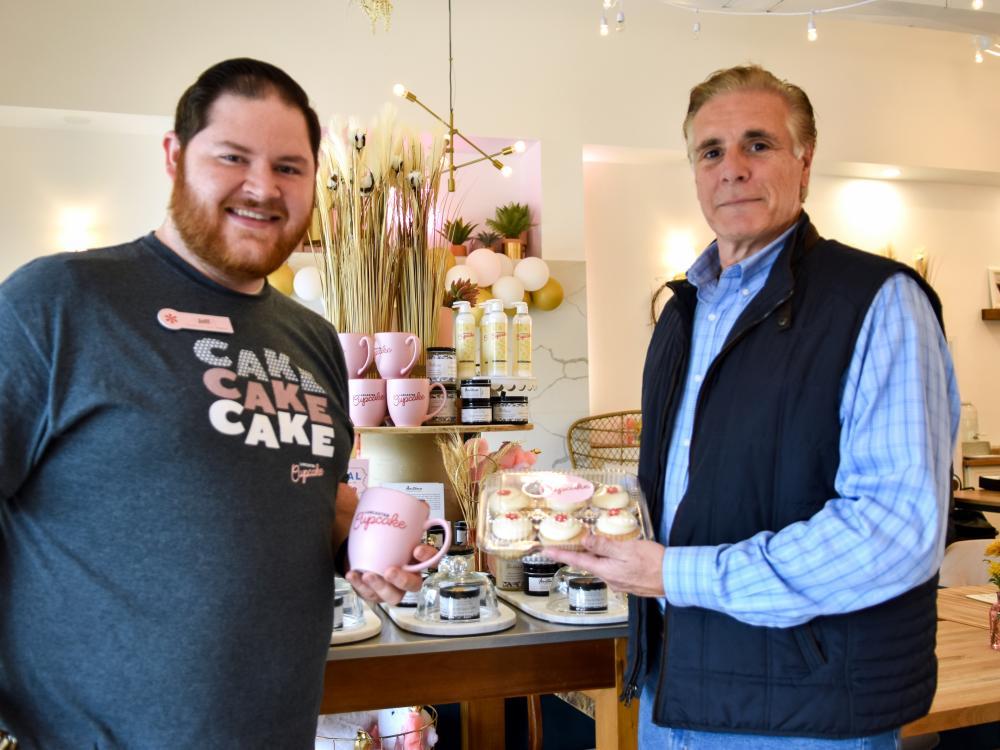 SCORE Client│Mentor Profile: Lancaster Cupcake