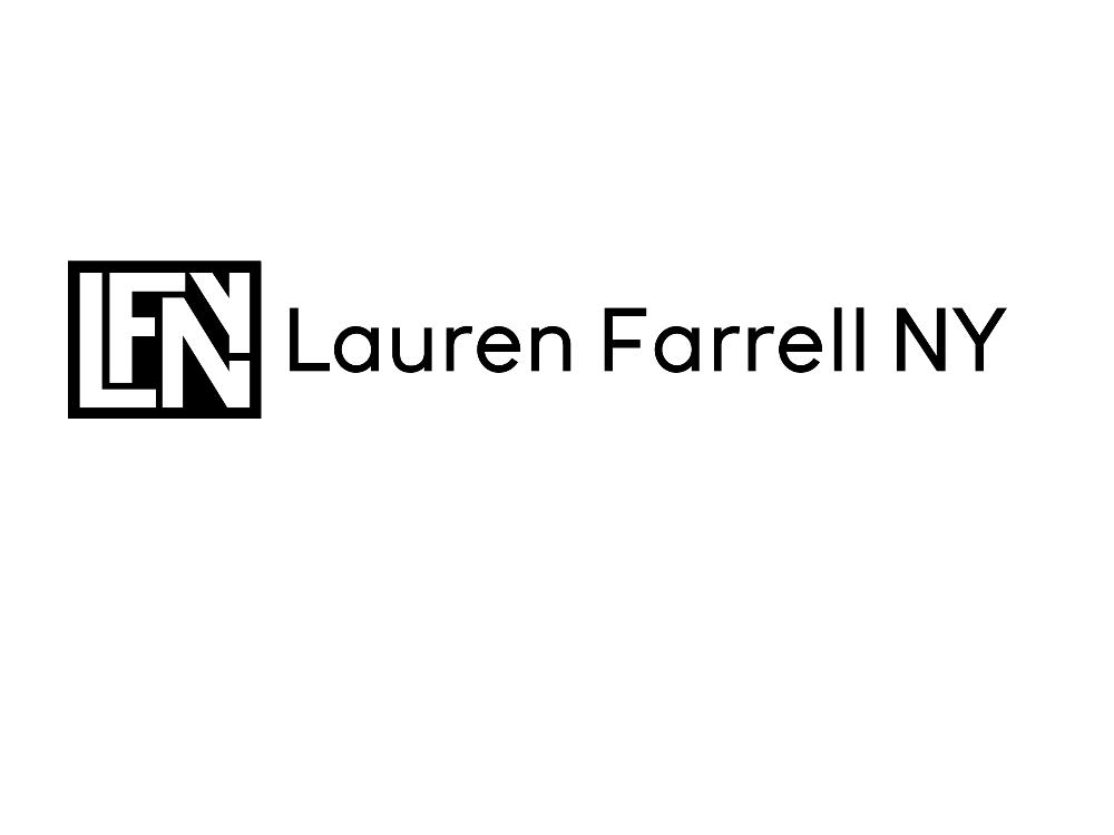 Lauren Farrell NY logo