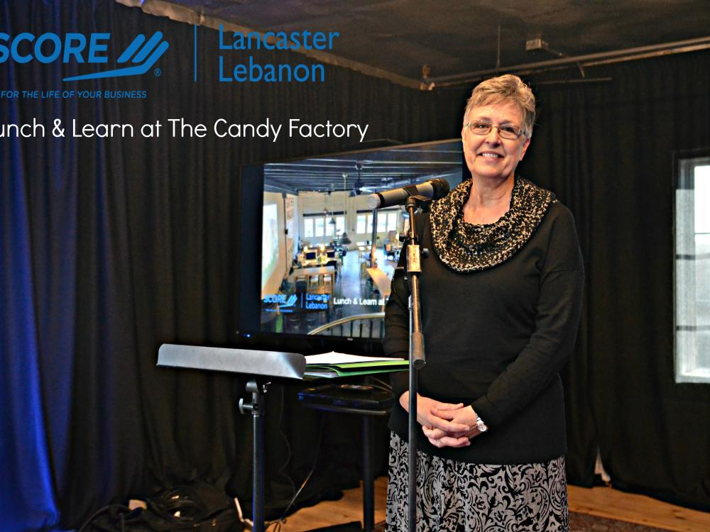 Lunch & Learn at The Candy Factory: Tax Tips for Small Businesses