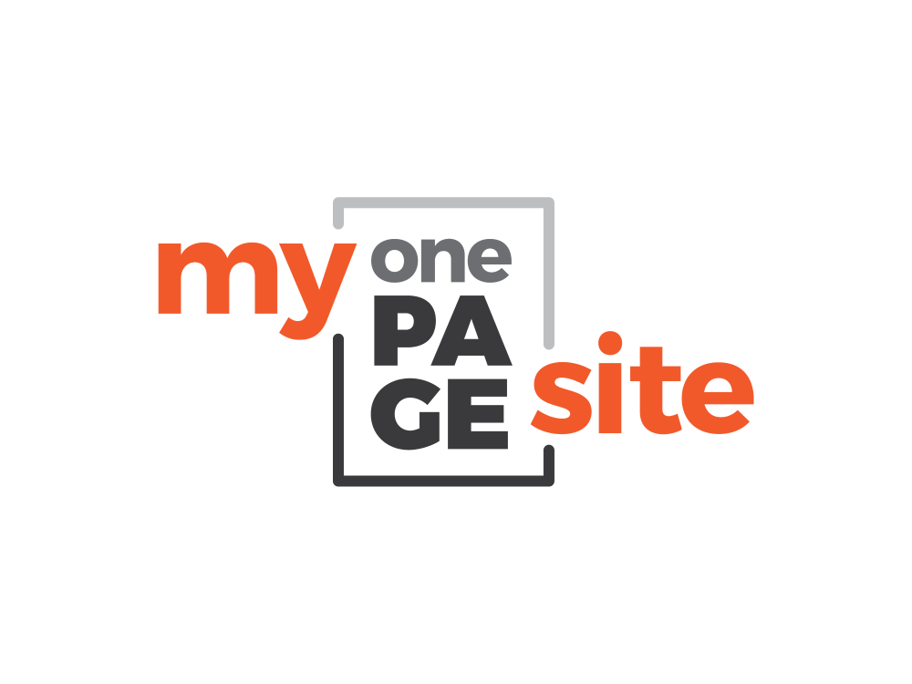 E-Business Experts My One Page Site logo
