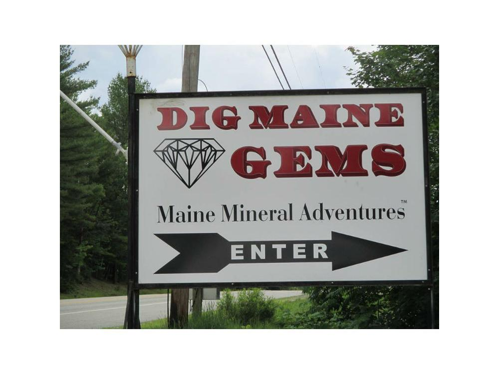Maine Mineral Adventures