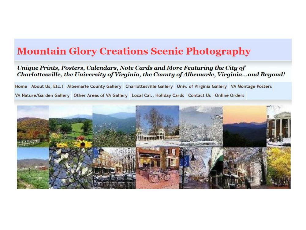 Mountain Glory Creations Scenic Photography