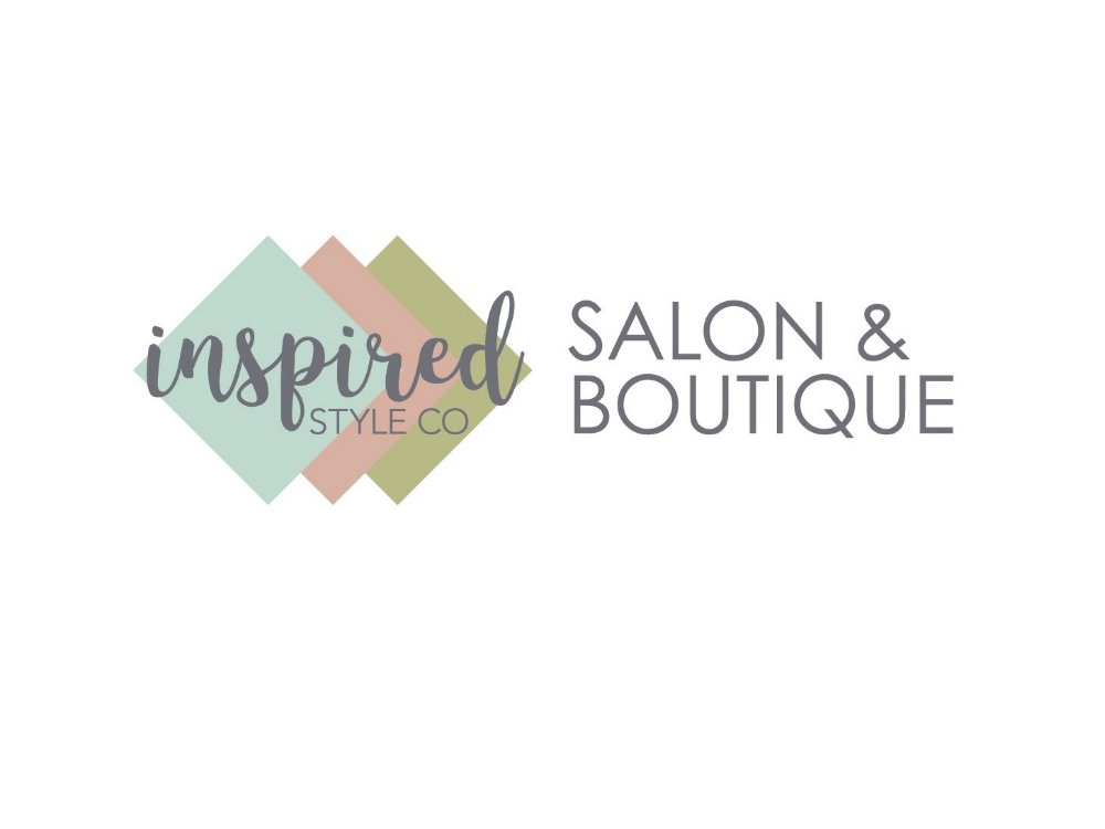 Inspired Style Company, Salon & Boutique Logo