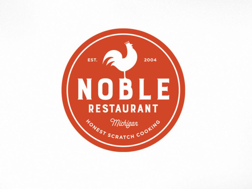 Noble Restaurant logo