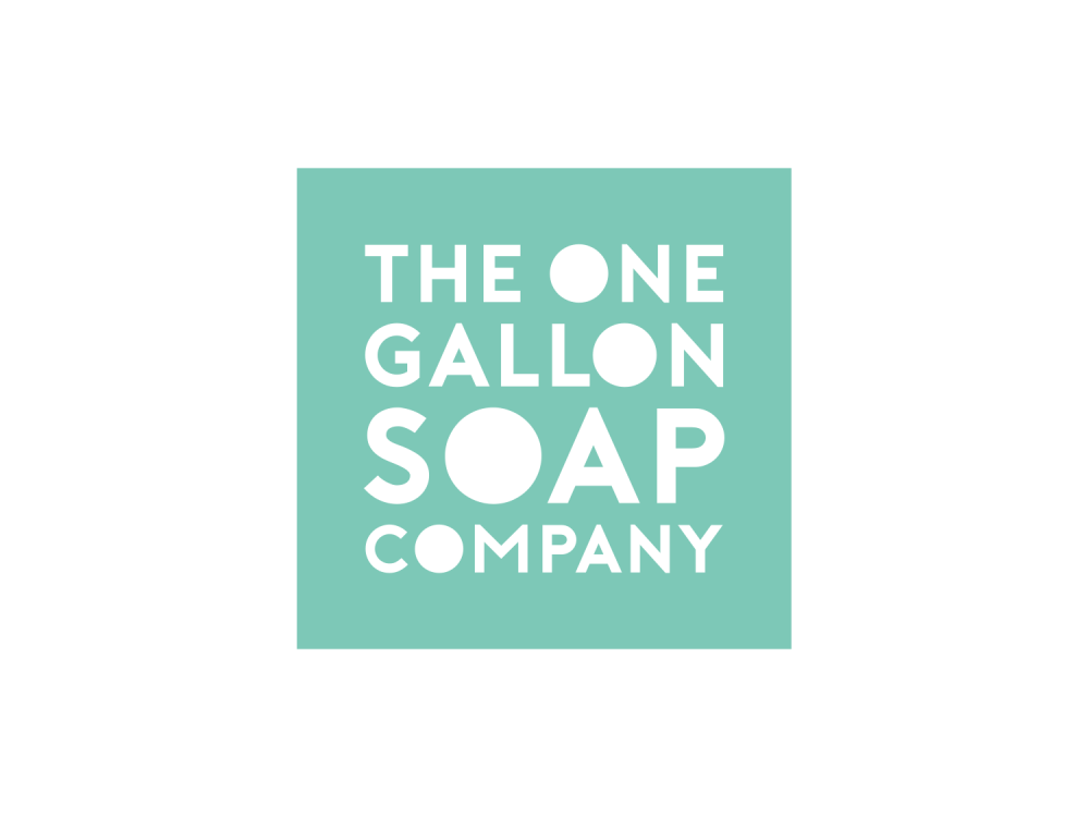 The One Gallon Soap Company logo