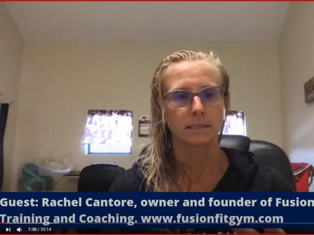 Fusion Fit Training Interview