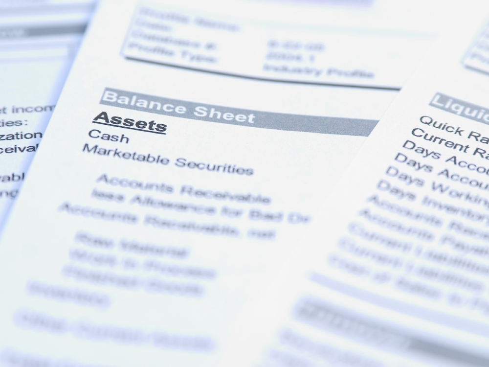 personal financial statement template for your business - Personal Financial Statement Forms