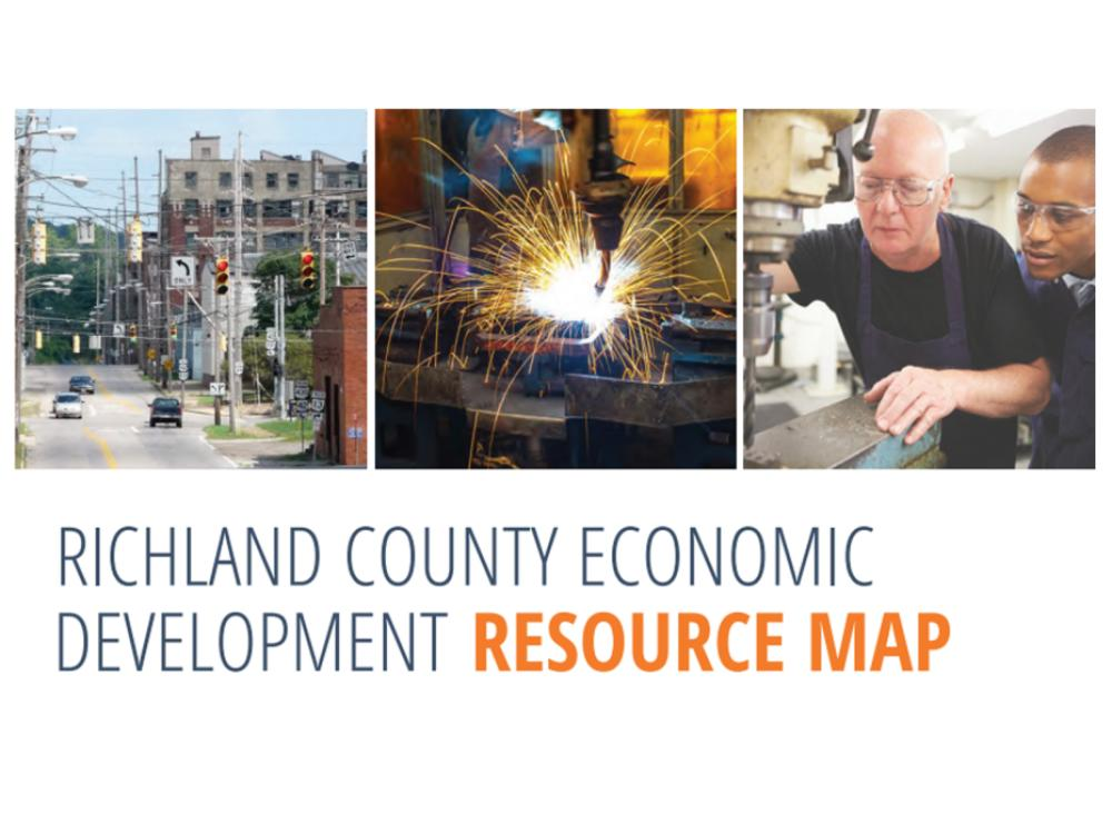 Richland County Economic Development Asset Map