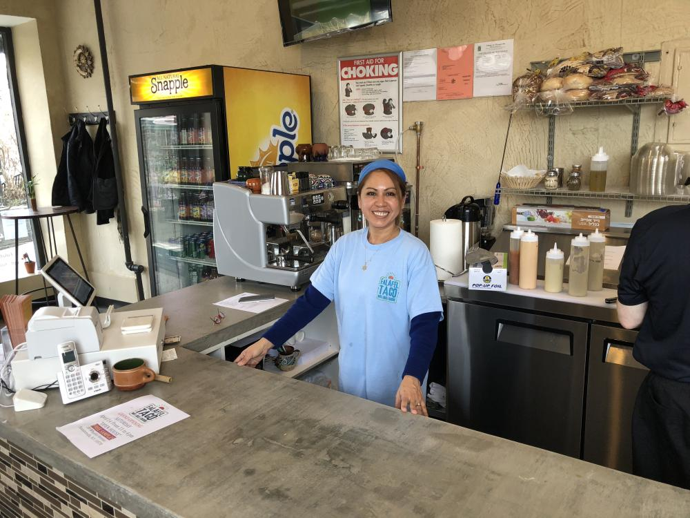 Cross-Cultural Restaurant — Falafel Taco — Opens in Pleasantville, with Guidance from SCORE Westchester
