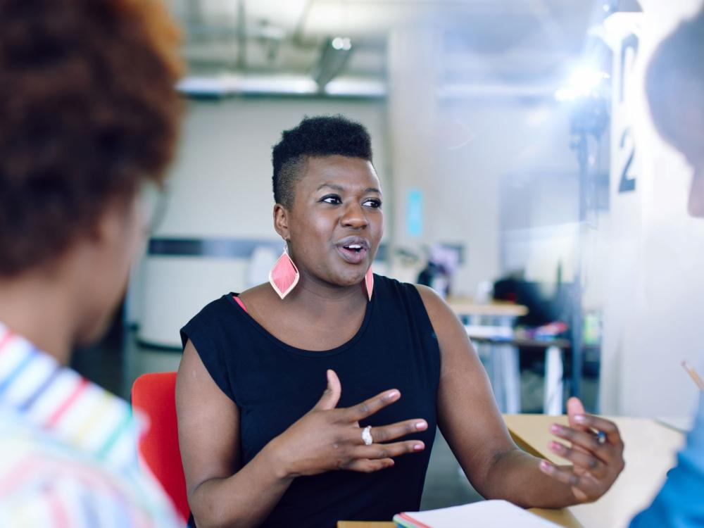 Black Business Month Celebrated at SCORE Mentors