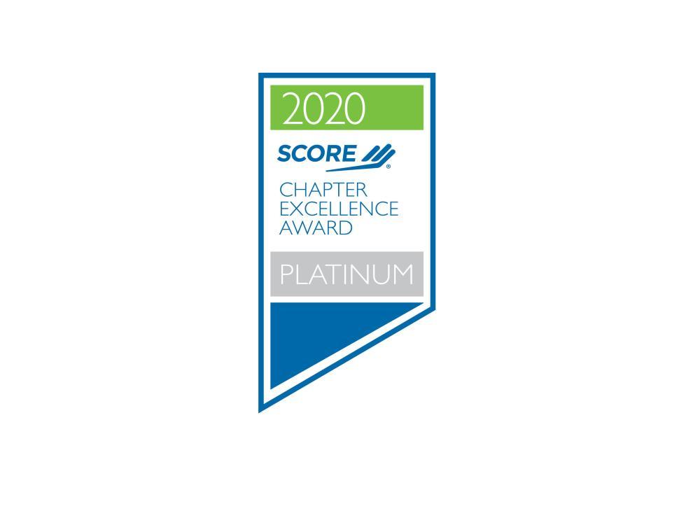 SCORE Bucks County Achieves Platinum Level Status