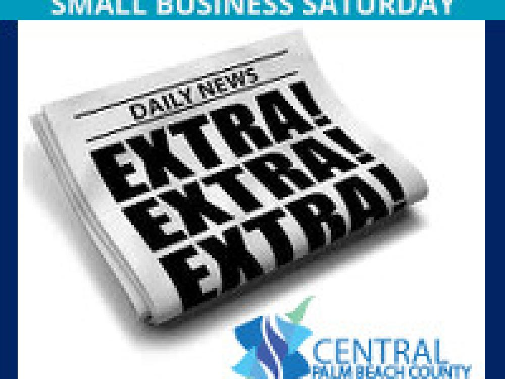 SYB Podcast Episode #64 Featured Image: Small Biz To Break Records in 2016 - Extra! Extra! With CPB Chamber Logo
