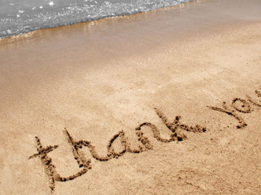 How To Say Thanks To Your Customers