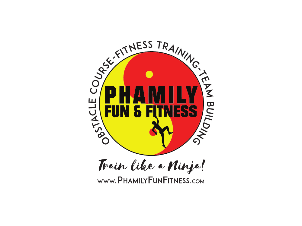 Phamily Fun & Fitness logo