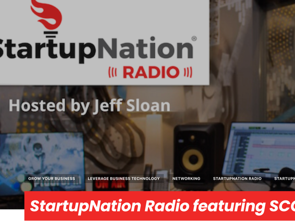 """SCORE Partners with StartupNation to Launch """"Ask the Expert"""" on WJR"""