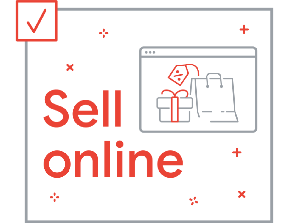 Sell Online with E-Commerce Tools
