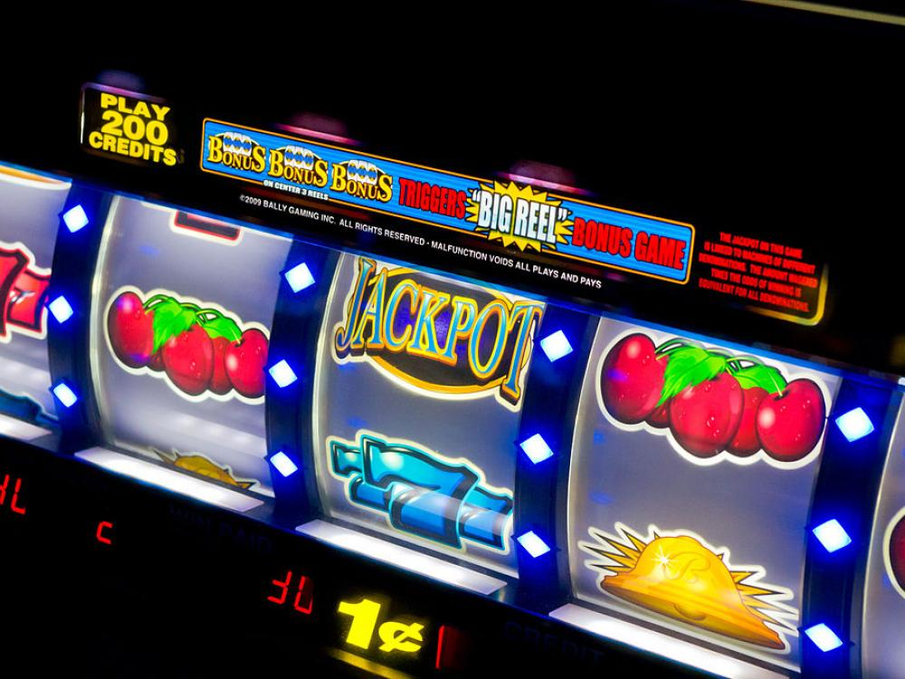 Do You Relate to Your Business Like It's a Slot Machine?