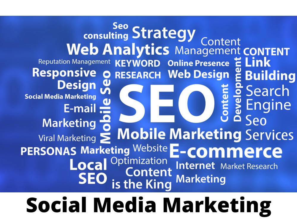 Marketing Strategy/Social Media Marketing - 11/10/2021