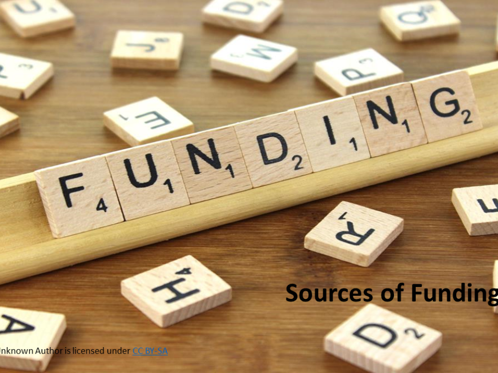 Sources of Funding - 10/23/2021