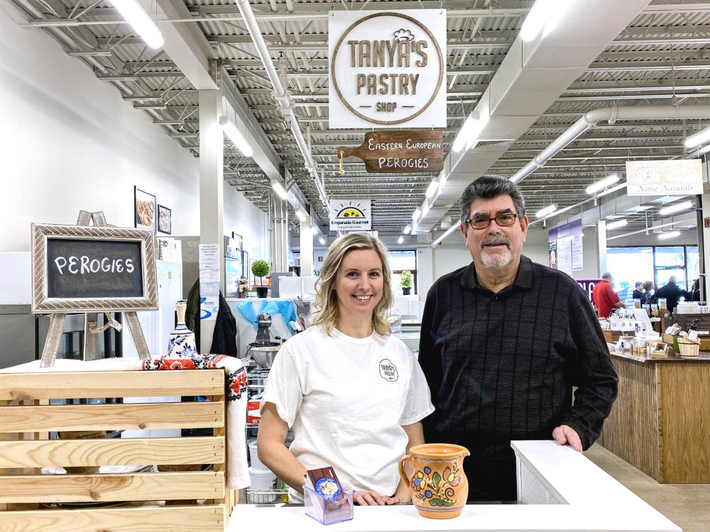 SCORE Success Story: Tanya's Pastry Shop