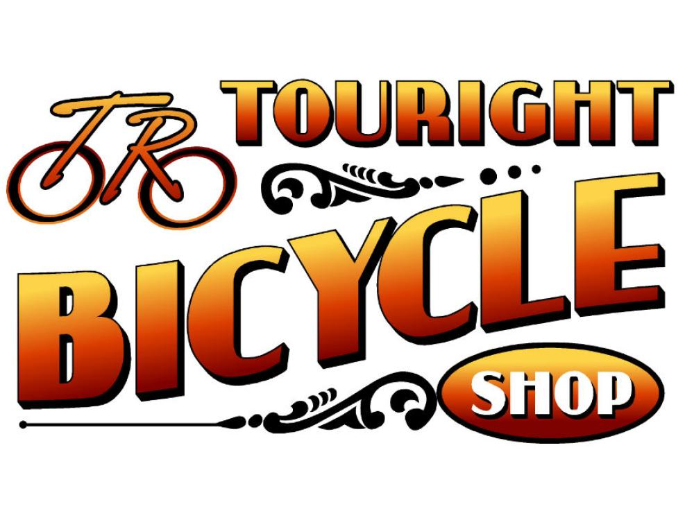 Touright Bicycle Shop logo