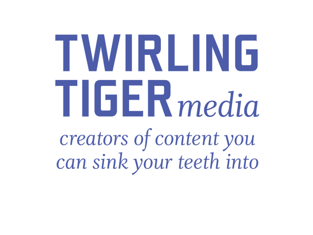 Twirling Tiger Media Logo