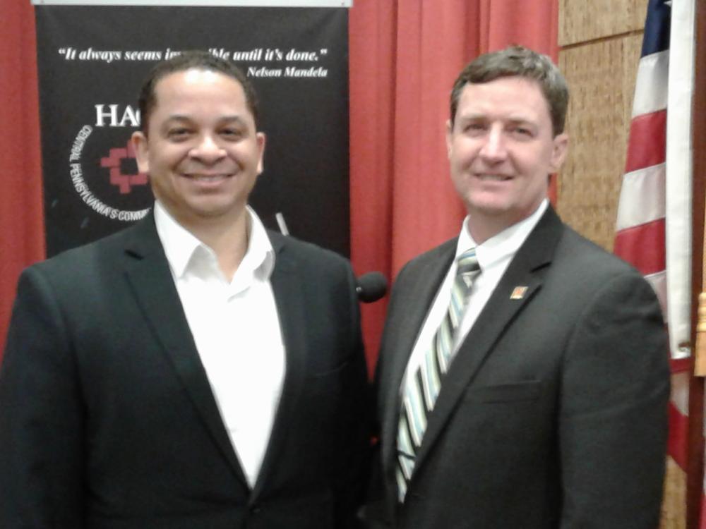 Solomon Wheeler & Mike Sharp