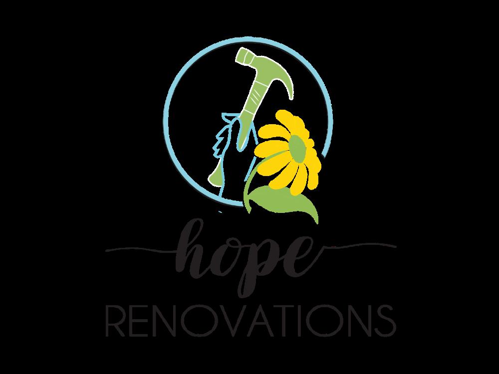 Hope Renovations Logo