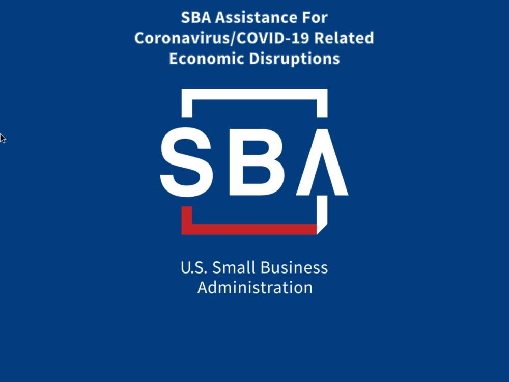 Recovery Continues – Updates on SBA Programs and Services – Economic Injury - slides