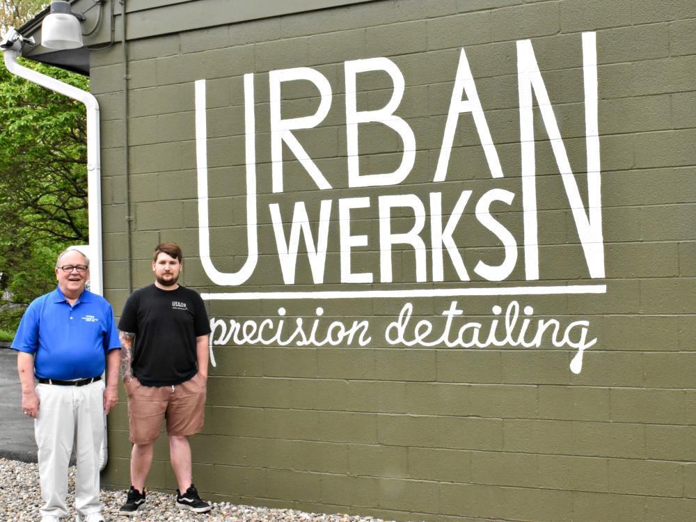 Client│Mentor Profile: Urban Werks