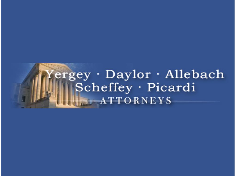 Yergey · Daylor · Allebach · Scheffey · Picardi