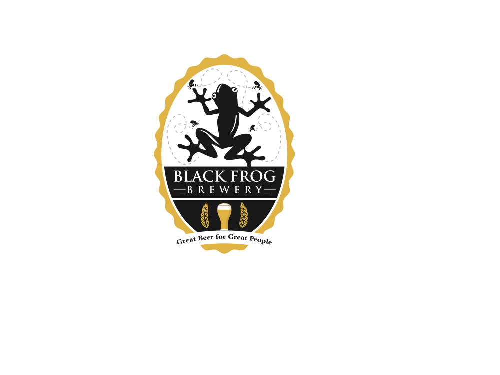 Black Frog Brewery - Leaping Libations