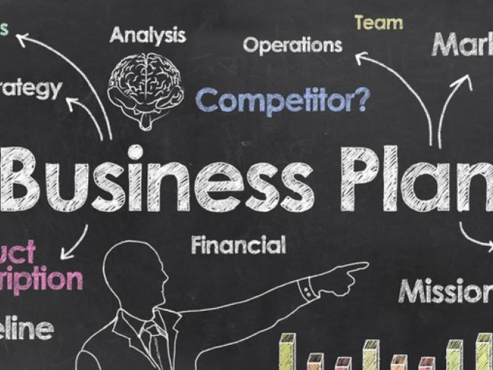 Business Plan Change Results in Success