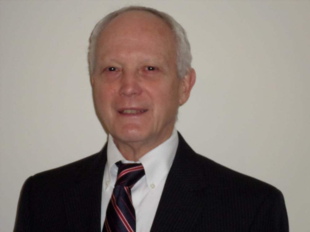 New SCORE Mentor, Charles Blackenship