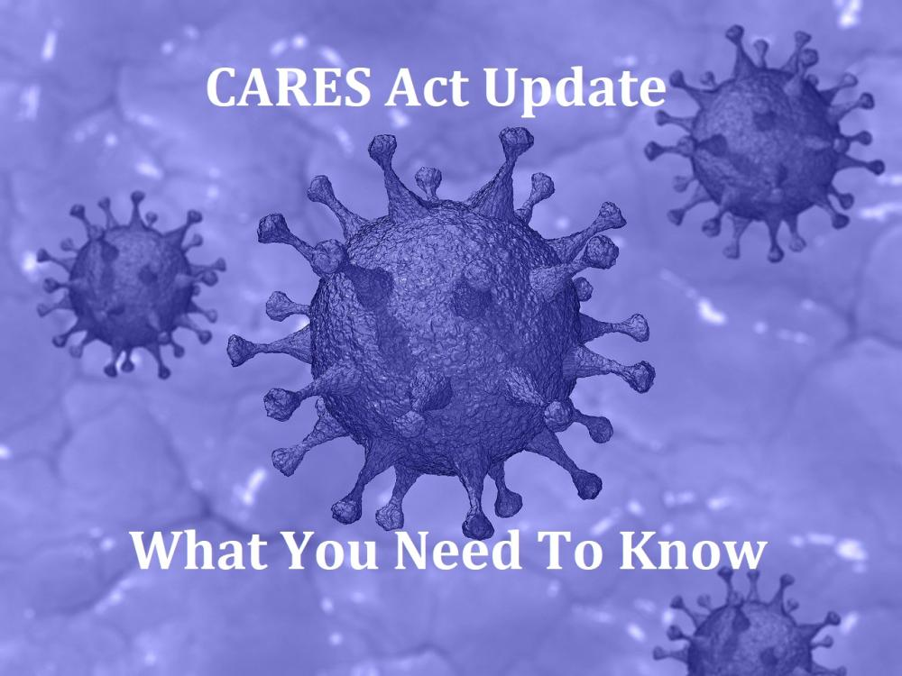 CARES Act Update April 29