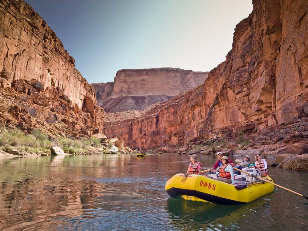 Rivers & Oceans Grand Canyon Rafting