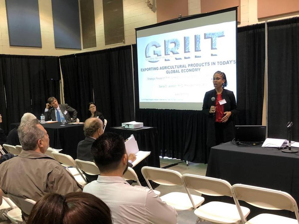 GRIIT Helps Firms to Compete Globally