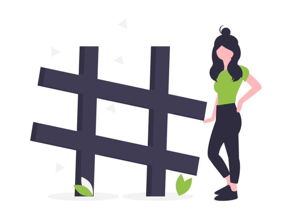 """Social Tip: Can You Actually """"Own"""" a Hashtag?"""