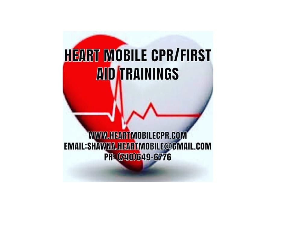 Heart Mobile CPR logo