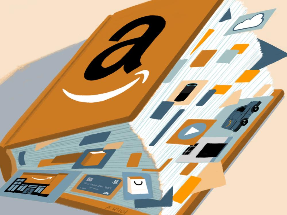 What Amazon Did in 2018 to Maintain Competitiveness