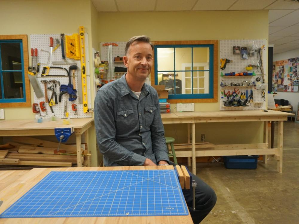 Business Rx: He wanted to create a makerspace. First, he needed to settle on a business model.
