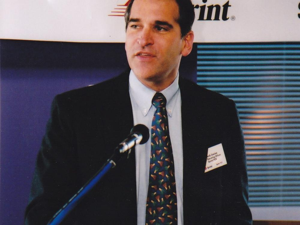 Charles E. Levine