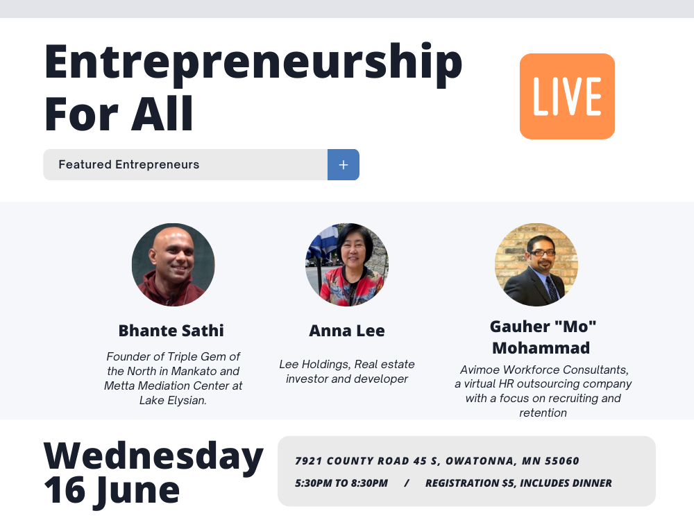 Amplifying Diverse Voices: Entrepreneurship for All